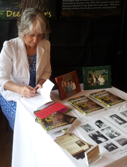 Alfriston Book Signing 2